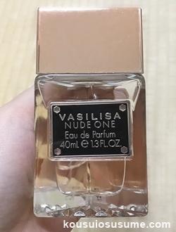 ヴァシリーサ ヌードワン 香水